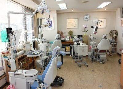 元住吉駅 東口徒歩 1分 元住歯科クリニックのその他写真2