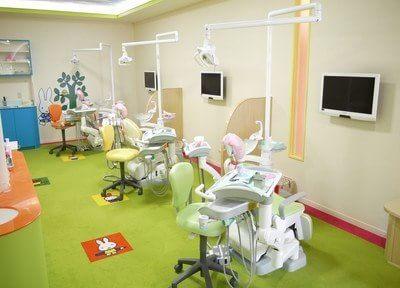 豊田キッズファミリー歯科の画像