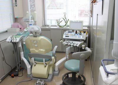 新宿駅 南口徒歩5分 メディカルセンター歯科の院内写真2