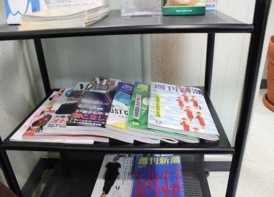 新宿駅(都営) 新都心口徒歩 2分 メディカルセンター歯科の院内写真6