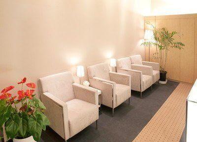 大森駅(東京都) 東口徒歩2分 もも矯正歯科の院内写真1