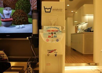 大森駅(東京都) 東口徒歩1分 大森イースト歯科の院内写真4