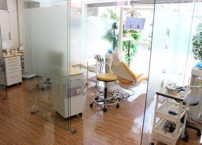 秋葉原駅 4番出口 徒歩3分 上條歯科医院の院内写真4