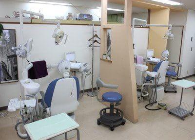 鴨居駅 南口徒歩 4分 やまだ歯科医院の院内写真3
