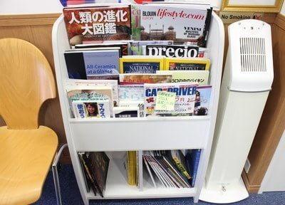 田町駅 徒歩5分 鶴木クリニック医科・歯科 三田分院の院内写真6