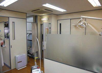 赤羽駅 バス11分 高橋歯科医院(北区赤羽北)の院内写真3