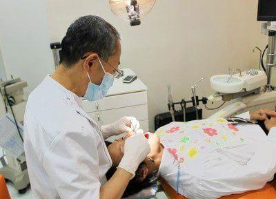浜田山駅 出口徒歩2分 増野歯科医院のスタッフ写真2