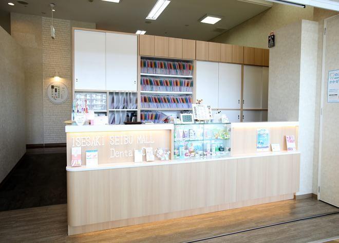 伊勢崎駅 出口車 10分 いせさき西部モール歯科の院内写真6