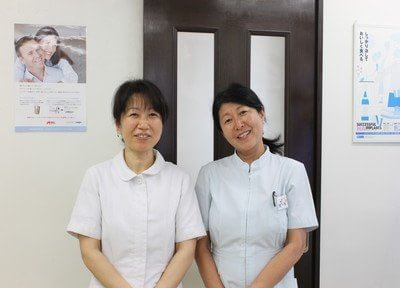 錦糸町駅 北口徒歩5分 ヤスヒロ歯科クリニックのスタッフ写真2