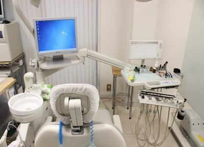 石神井公園駅 西口徒歩 1分 岩田歯科医院の院内写真2