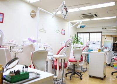 溝の口駅 北口徒歩7分 あっぷる歯科クリニック写真5