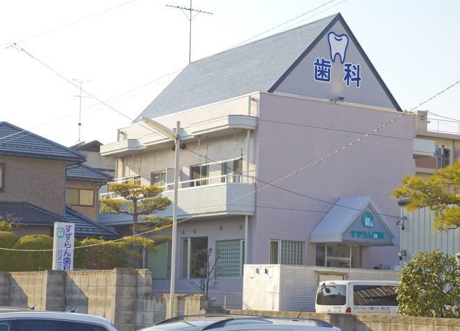 郡山駅(福島県) 北口車9分 すずらん歯科クリニックの外観写真7