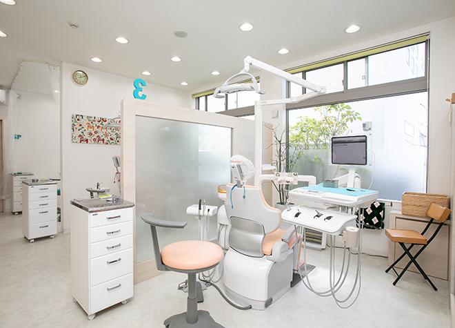 島内駅 出口徒歩 7分 いこい歯科クリニックの治療台写真2
