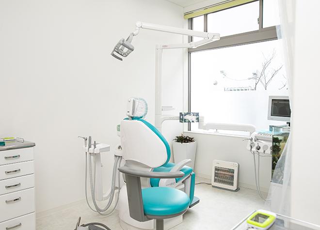 島内駅 出口徒歩 7分 いこい歯科クリニックの治療台写真3