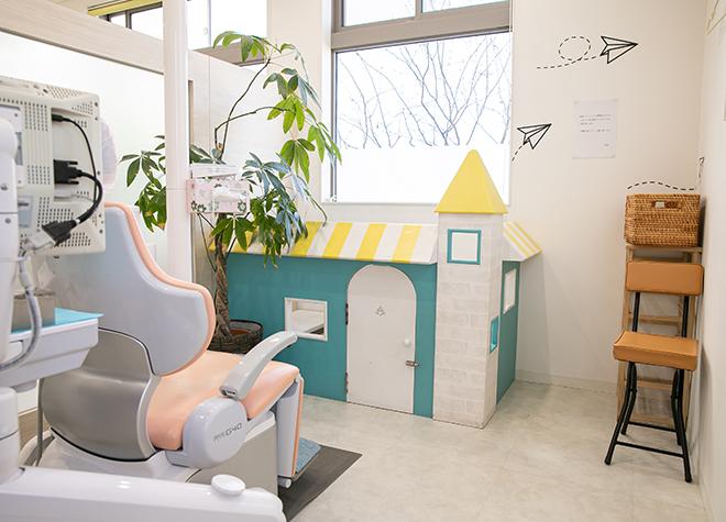 島内駅 出口徒歩 7分 いこい歯科クリニックの治療台写真4