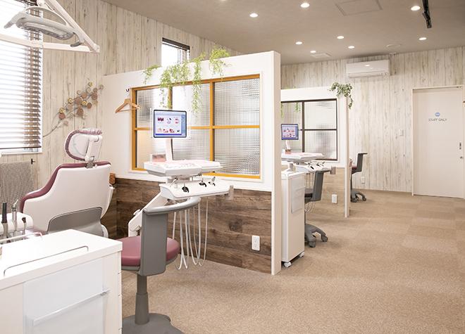 島内駅 出口徒歩 7分 いこい歯科クリニックの治療台写真5