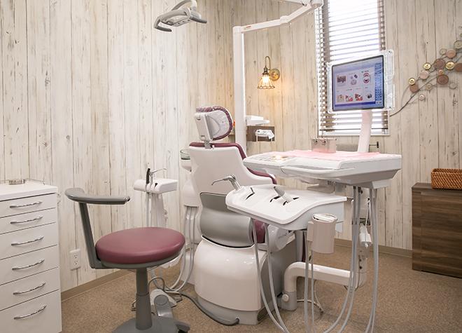 島内駅 出口徒歩 7分 いこい歯科クリニックの治療台写真6