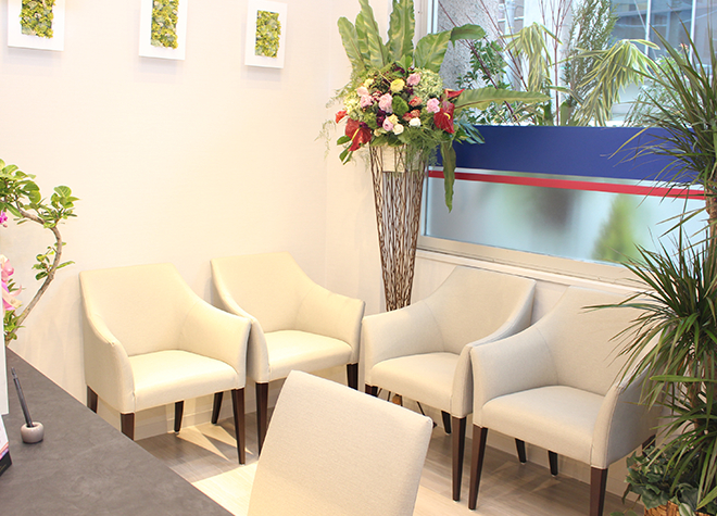 【日本橋駅(東京都) D4出口徒歩8分】 第一歯科の院内写真3