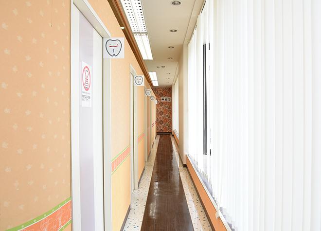 本城駅 出口1徒歩3分 本城駅前歯科クリニック写真5