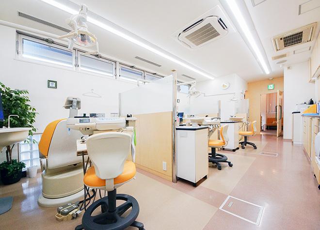 野田駅(阪神) 出口徒歩 9分 あいデンタルクリニックの治療台写真3