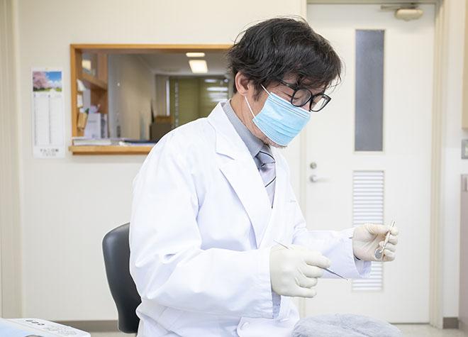 南安城駅 徒歩 15分 中川歯科医院のスタッフ写真3