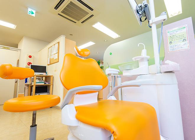 立川駅 車10分 国立緑歯科クリニックの治療台写真4