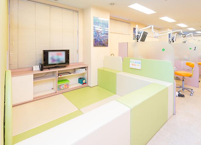 立川駅 車10分 国立緑歯科クリニックの院内写真7
