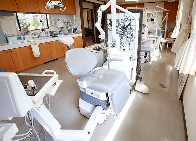 群馬八幡駅 出口車 6分 音羽ノ森歯科診療室の治療台写真4