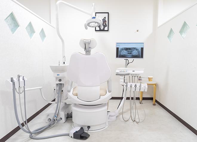 八坂駅(東京都) 出口徒歩 3分 小平スマイル歯科クリニックの診療室の風景写真5