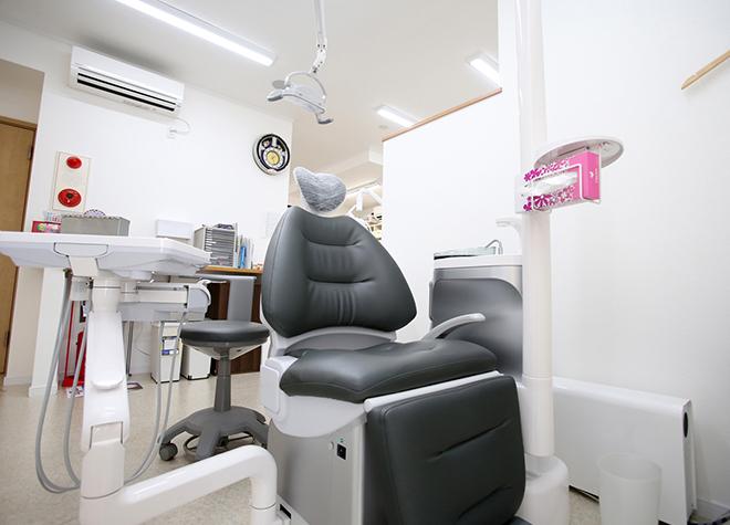佐野駅 出口車8分 まつのぶ歯科クリニックの治療台写真4