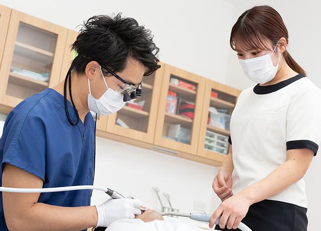 佐賀駅 北口車 5分 緒方歯科クリニックのスタッフ写真2