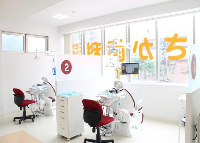 薬院大通駅 2番出口徒歩 2分 みやさか歯科医院の院内写真2