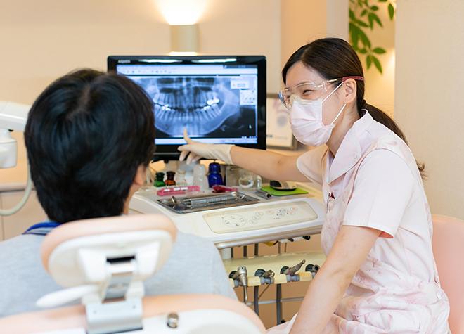 京急川崎駅 徒歩3分 ふたば歯科クリニック川崎院のスタッフ写真3