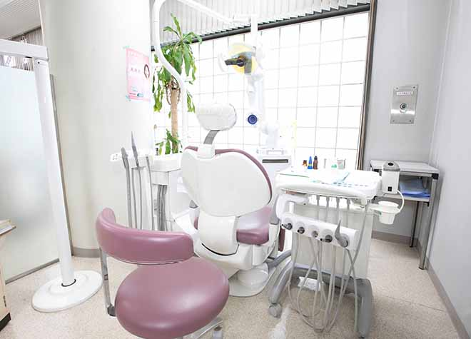 枚方市駅 東改札口徒歩 1分 南歯科医院の治療台写真2