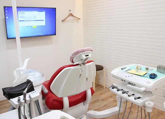 歯科技工士が在籍で、詰め物のトラブルにも対応!