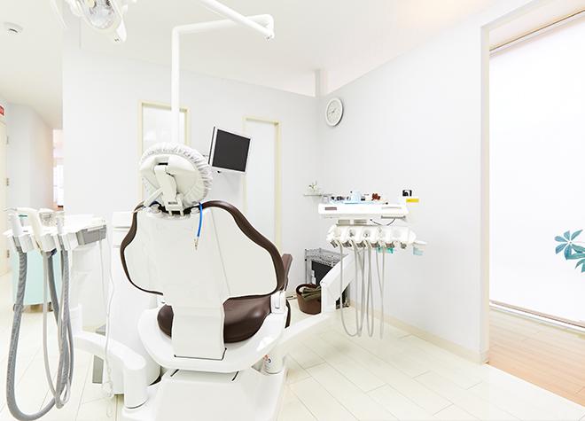 武蔵小山駅 徒歩 5分 すずき歯科医院の治療台写真3