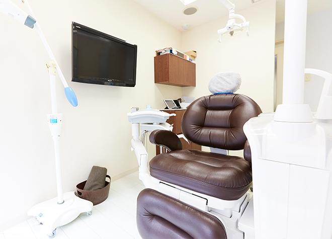 武蔵小山駅 徒歩 5分 すずき歯科医院の治療台写真4