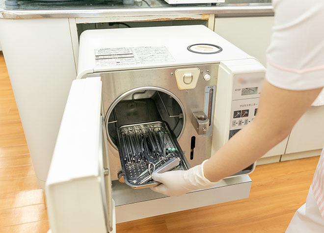 新宿駅 西口徒歩 8分 医療法人社団 歯友会 赤羽歯科 新宿診療所の写真5