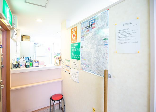 新所沢駅東口 徒歩1分 ちえ歯科医院(新所沢駅)の院内写真2