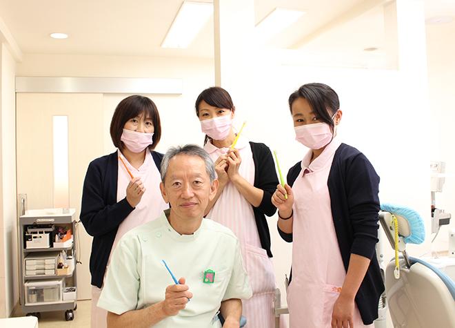 調布駅 徒歩10分 森田歯科クリニック写真1