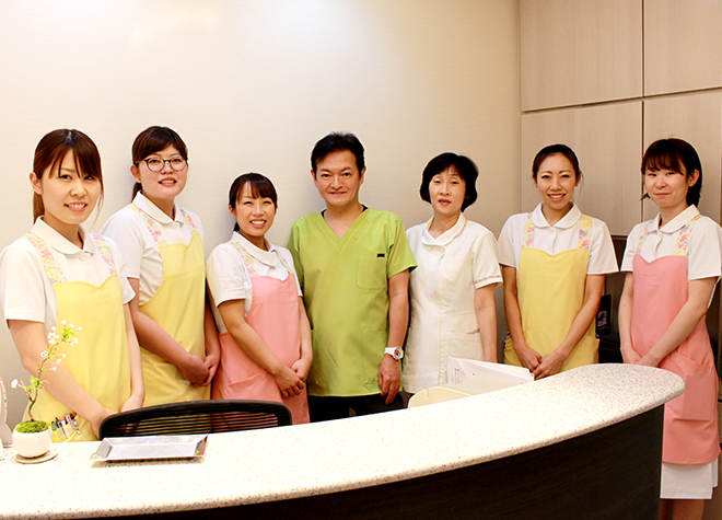 ふじみ野駅 西口駅ビル徒歩 1分 飯島歯科医院写真1