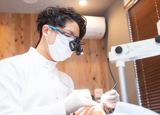 マイクロスコープや歯科用CTを導入!幅広い診療に対応