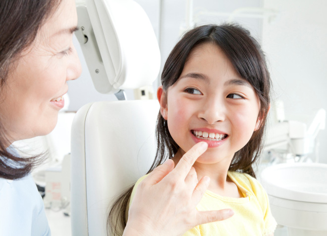 桃山台駅 1出口徒歩 3分 三木歯科の治療台写真3