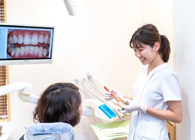 経堂駅 北口徒歩 1分 細田歯科医院のスタッフ写真3