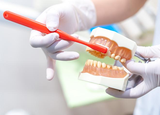 虫歯のリスクを減らして歯をきれいに!毎日のブラッシングと定期的なクリーニング
