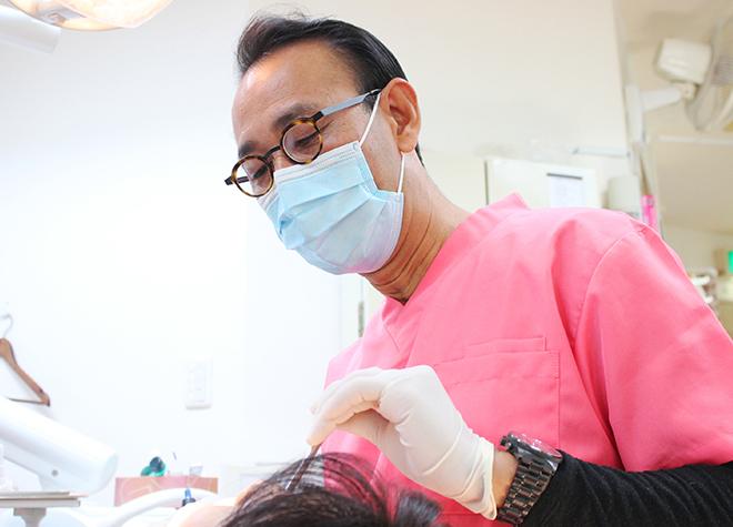 表面麻酔や麻酔液を温めることで痛みを軽減