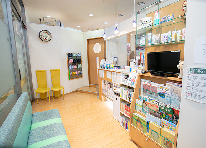 金山駅(愛知県) 出口徒歩 9分 やすらぎ歯科医院の院内写真4