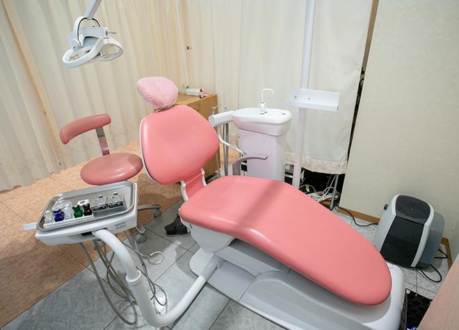 金山駅(愛知県) 出口徒歩 9分 やすらぎ歯科医院の治療台写真2