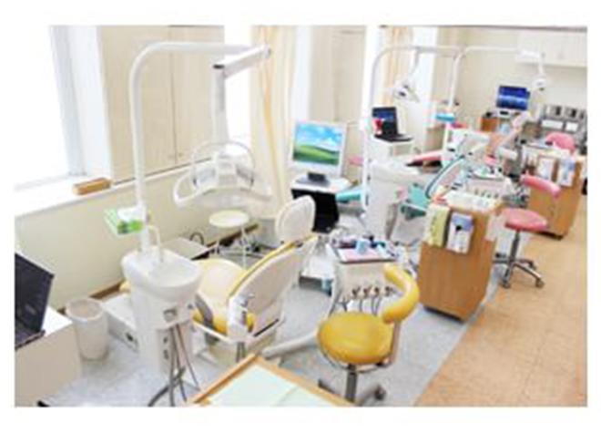 金山駅(愛知県) 出口徒歩 9分 やすらぎ歯科医院の治療台写真3