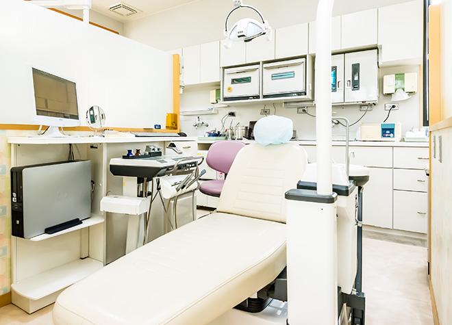 西泉駅 車 3分 ひがし歯科医院の治療台写真4